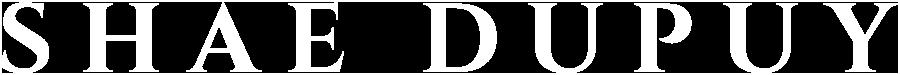 Shae Dupuy Retina Logo