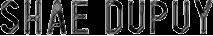 Shae Dupuy Logo